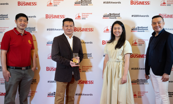 IGG wins SBR National Business Awards for Internet / New Media